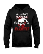 E-L-B-E-R-T Awesome Hooded Sweatshirt front