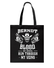 B-E-R-N-D-T Awesome Tote Bag tile