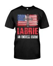 L-A-B-R-I-E Awesome Classic T-Shirt thumbnail