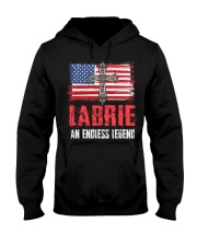 L-A-B-R-I-E Awesome Hooded Sweatshirt front