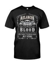 M-E-L-A-N-C-O-N Awesome Classic T-Shirt thumbnail