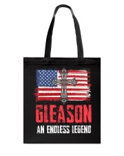 G-L-E-A-S-O-N Awesome Tote Bag thumbnail