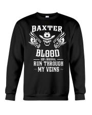 B-A-X-T-E-R Awesome Crewneck Sweatshirt thumbnail