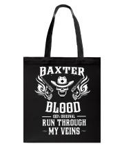 B-A-X-T-E-R Awesome Tote Bag thumbnail