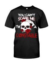 C-O-N-S-T-A-B-L-E Awesome Classic T-Shirt thumbnail