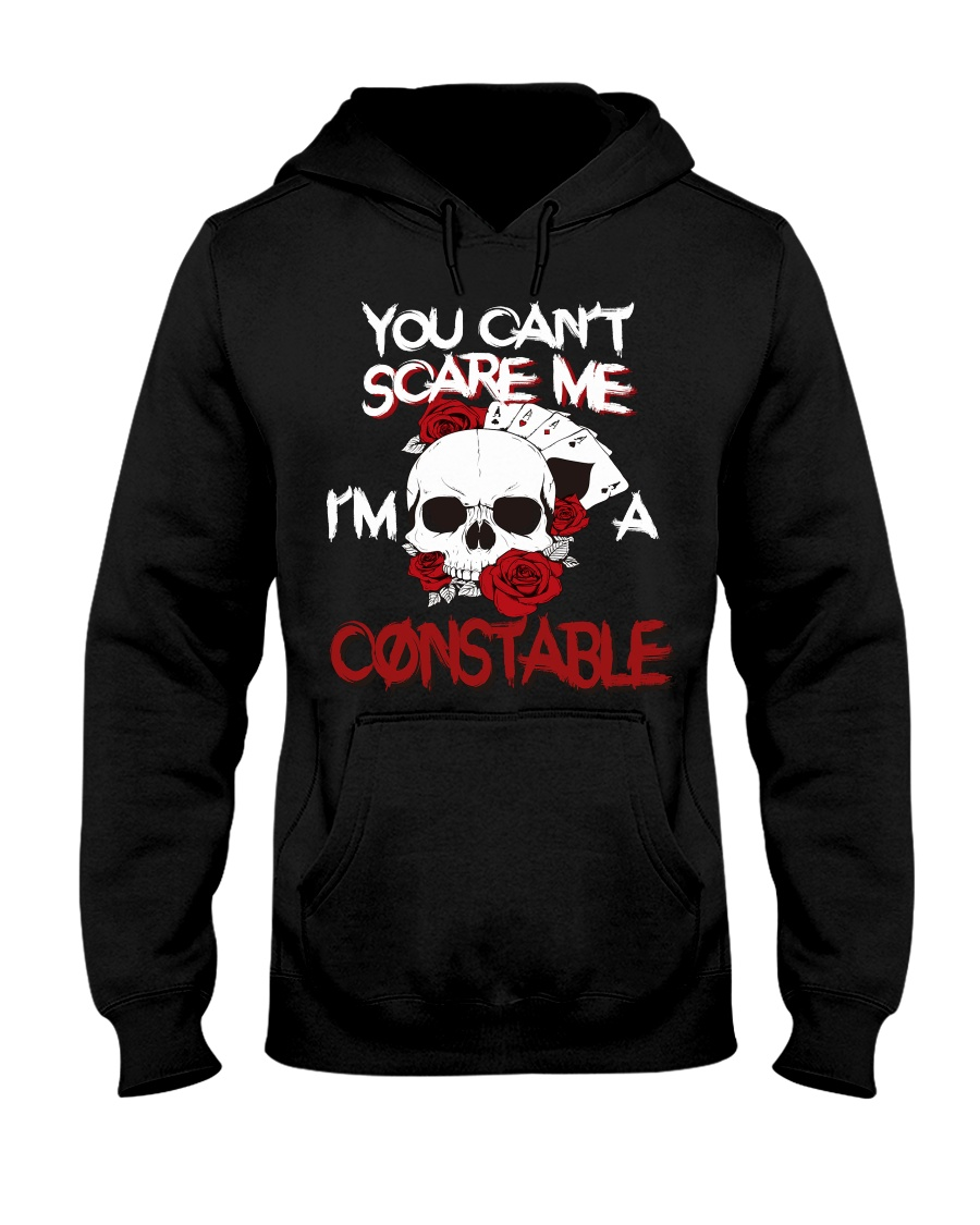 C-O-N-S-T-A-B-L-E Awesome Hooded Sweatshirt