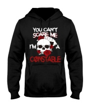C-O-N-S-T-A-B-L-E Awesome Hooded Sweatshirt front