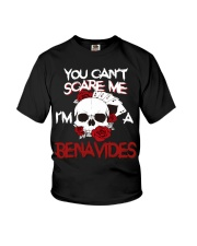 B-E-N-A-V-I-D-E-S Awesome Youth T-Shirt thumbnail