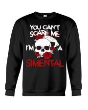 S-I-M-E-N-T-A-L Awesome Crewneck Sweatshirt thumbnail