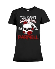 P-A-R-N-E-L-L Awesome Premium Fit Ladies Tee tile