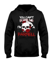 P-A-R-N-E-L-L Awesome Hooded Sweatshirt front
