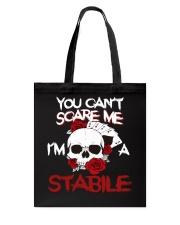 S-T-A-B-I-L-E Awesome Tote Bag thumbnail