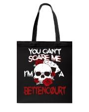 B-E-T-T-E-N-C-O-U-R-T Awesome Tote Bag thumbnail