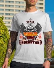 dvdg Classic T-Shirt lifestyle-mens-crewneck-front-8