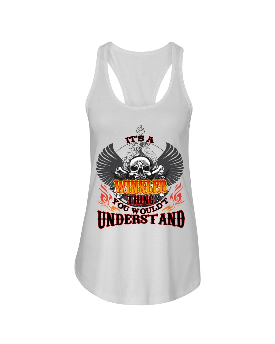 dvdg Ladies Flowy Tank