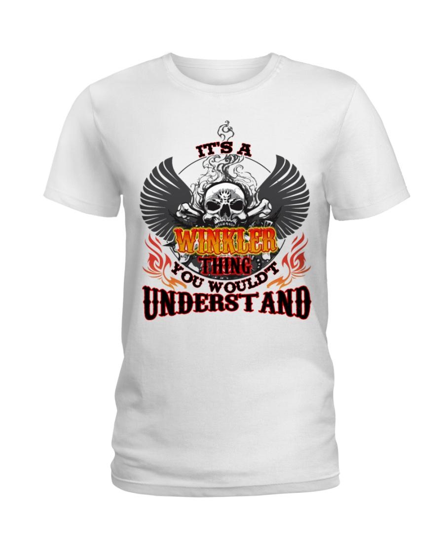 dvdg Ladies T-Shirt