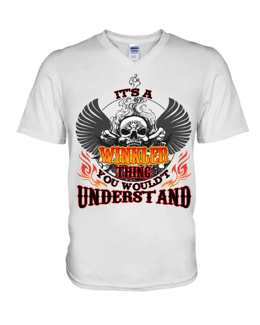 dvdg V-Neck T-Shirt