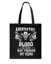 A-B-E-R-N-A-T-H-Y Awesome Tote Bag thumbnail
