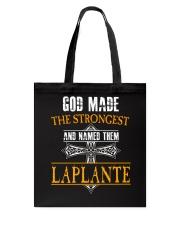 L-A-P-L-A-N-T-E Awesome Tote Bag thumbnail