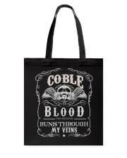 C-O-B-L-E Awesome Tote Bag thumbnail