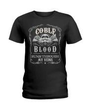 C-O-B-L-E Awesome Ladies T-Shirt thumbnail