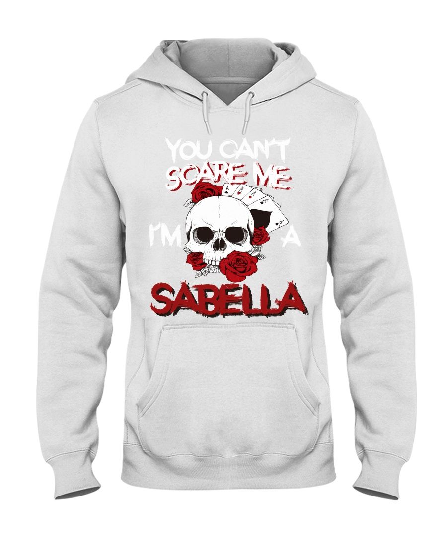 S-A-B-E-L-L-A Hooded Sweatshirt