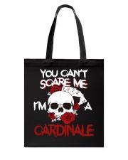 C-A-R-D-I-N-A-L-E Awesome Tote Bag thumbnail
