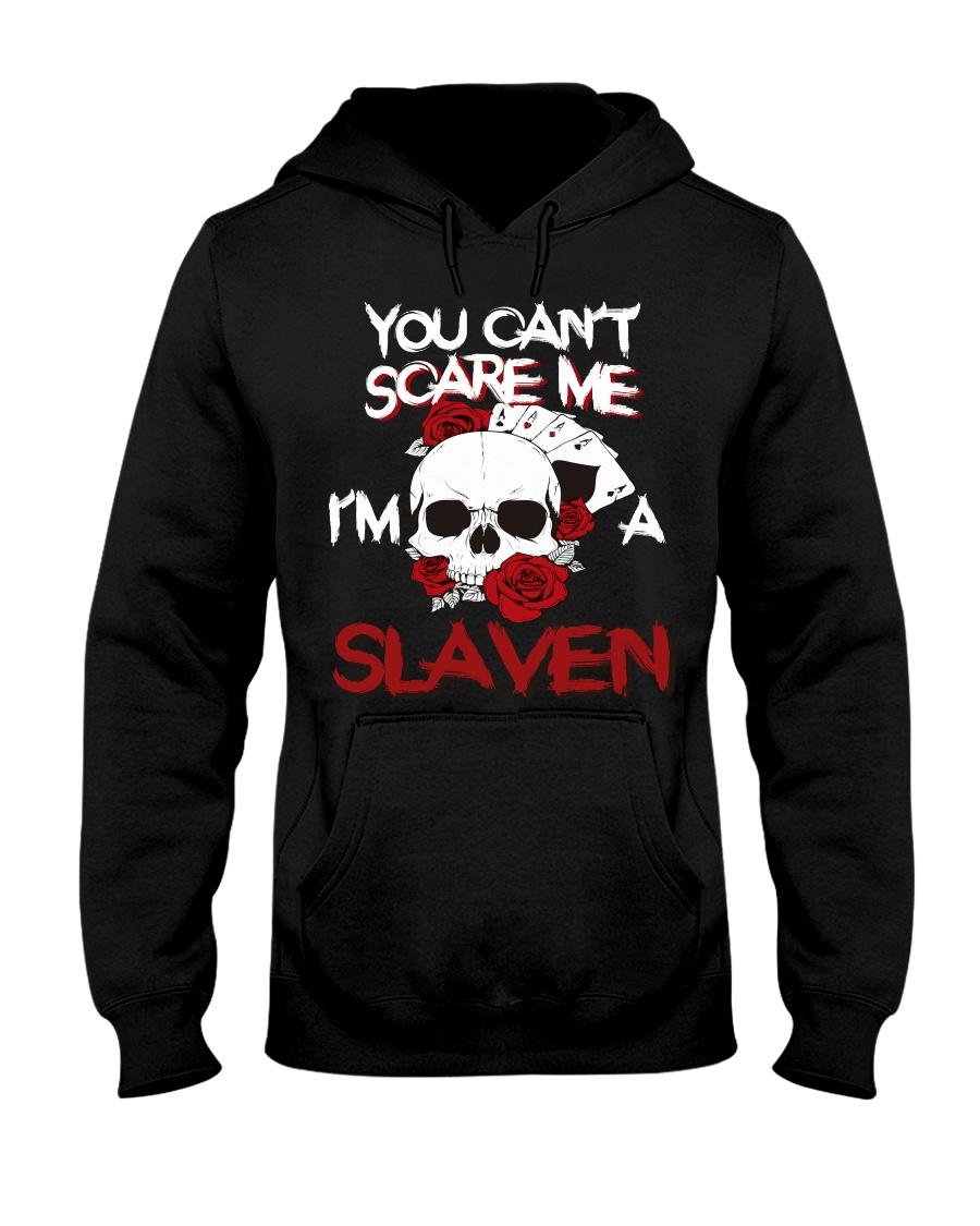 S-L-A-V-E-N Awesome Hooded Sweatshirt
