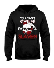 S-L-A-V-E-N Awesome Hooded Sweatshirt front