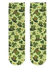 456456456 Crew Length Socks front