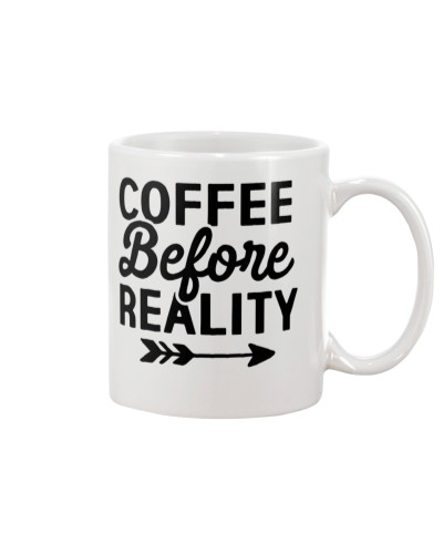 Coffee Before Reality
