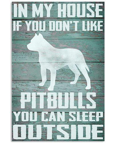 Pitbull dog funny