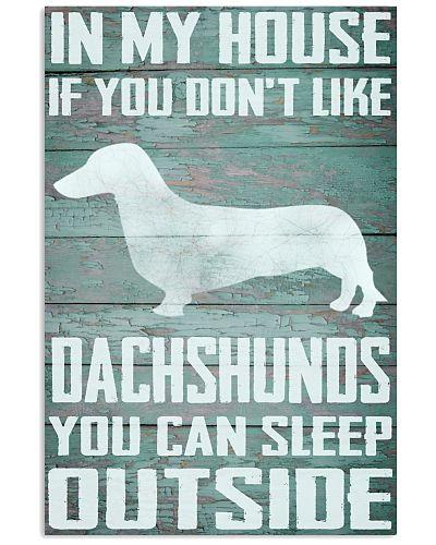 Dachshund dog funny