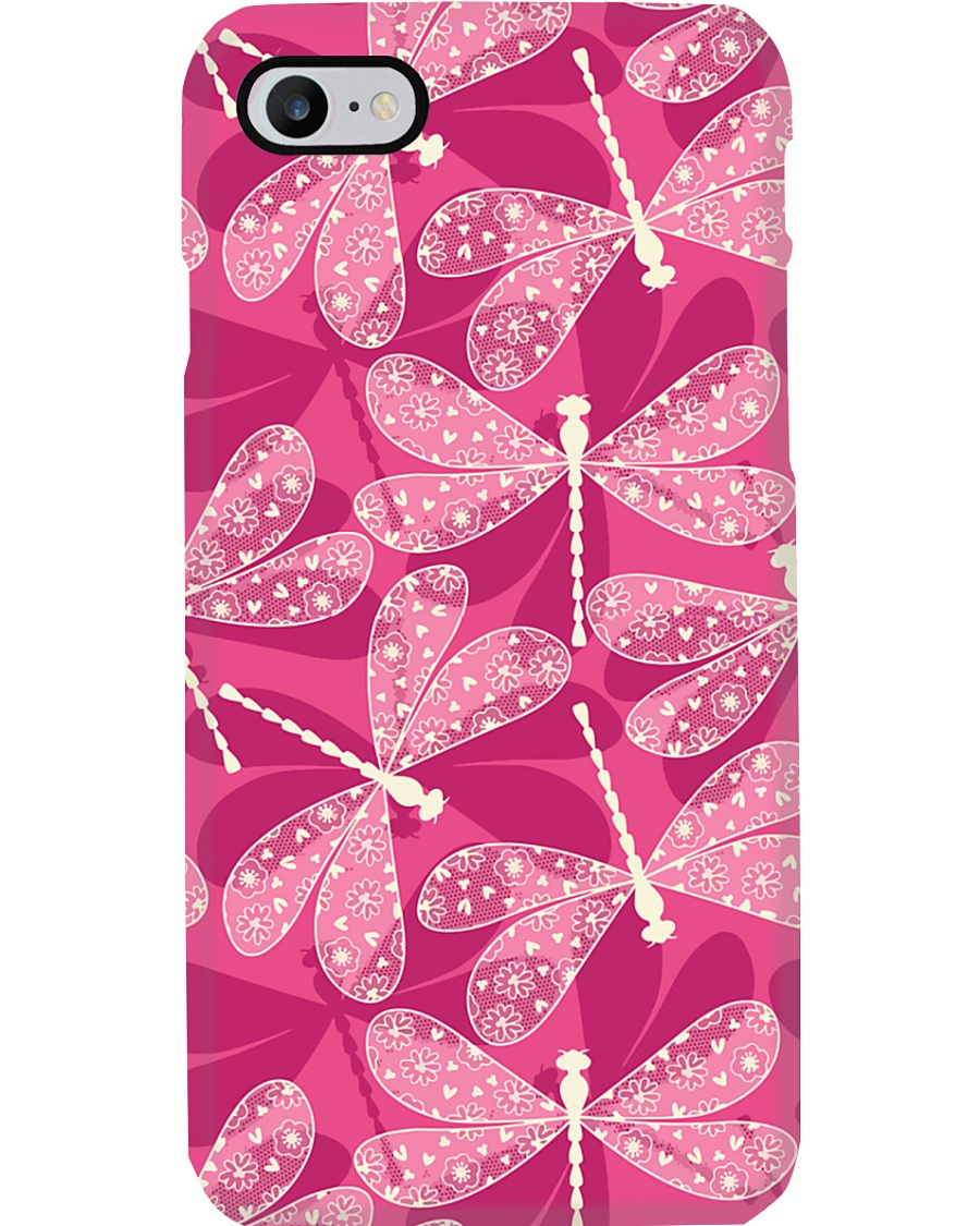 dragonfly-9 Phone Case