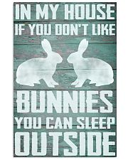 Bunnies 11x17 Poster front