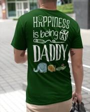 Happy Daddy Classic T-Shirt apparel-classic-tshirt-lifestyle-back-115