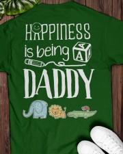 Happy Daddy Classic T-Shirt apparel-classic-tshirt-lifestyle-back-161