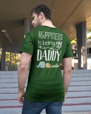 Happy Daddy Classic T-Shirt apparel-classic-tshirt-lifestyle-back-48