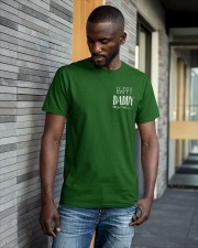 Happy Daddy Classic T-Shirt apparel-classic-tshirt-lifestyle-front-41-b