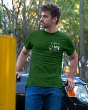 Happy Daddy Classic T-Shirt apparel-classic-tshirt-lifestyle-front-44