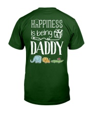 Happy Daddy Classic T-Shirt back