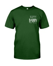 Happy Daddy Classic T-Shirt front