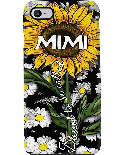 Blessed mimi phone case