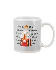 Hamilton king george chorus mug Mug tile