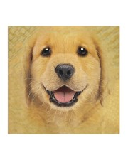 Golden Retriever Puppy Cloth Face Mask Cloth face mask aos-face-mask-coverlet-lifestyle-front-02