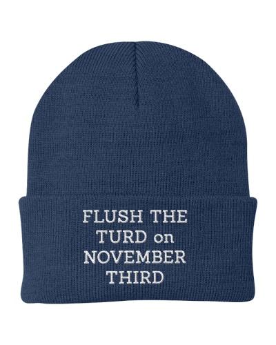 Flush the turd 220619