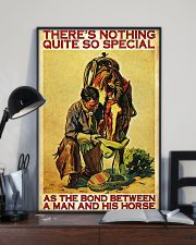 Horse there's nothing quite so special poster 11x17 Poster lifestyle-poster-2