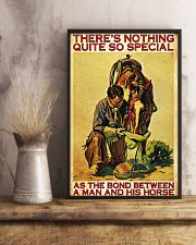 Horse there's nothing quite so special poster 11x17 Poster lifestyle-poster-3