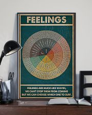Social worker feelings feelings are much poster 11x17 Poster lifestyle-poster-2