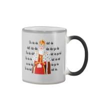 Hamilton king george da da da mug Color Changing Mug thumbnail